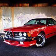 1987 BMW M6Base Coupe 2-Door